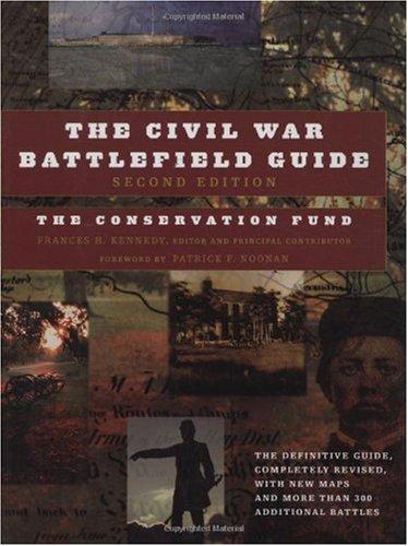 9780395740132: The Civil War Battlefield Guide