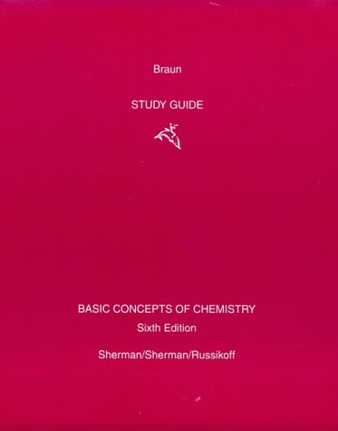 9780395740415: Basic Concepts of Chemistry