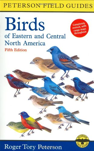 9780395740460: A Peterson Field Guide to the Birds of Eastern and Central North America (Peterson Field Guides)