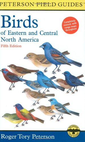 9780395740477: A Field Guide to the Birds of Eastern and Central North America (Peterson Field Guides)