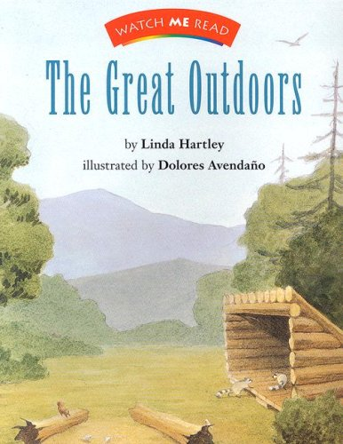 9780395740583: The Great Outdoors (Watch Me Read)