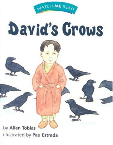 9780395740675: David's Crows (Watch Me Read Book, Level 2.2/Invitations to Literature)