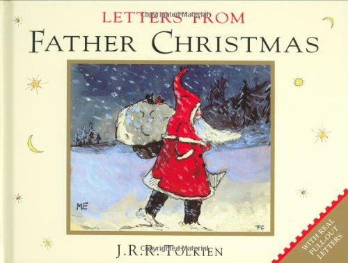 9780395741320: Letters From Father Christmas