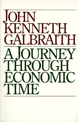 9780395741757: A Journey through Economic Time