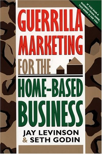 9780395742839: Guerilla Marketing for the Home-Based Business