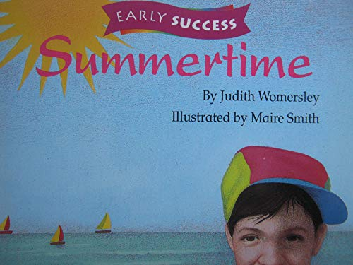 Summertime, Reader Es Level 1 Book 9: Judith Womersley