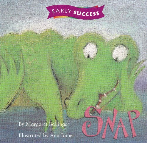 9780395743133: Snap, Reader Es Level 1 Book 18: Houghton Mifflin Early Success (Invitations to literacy)