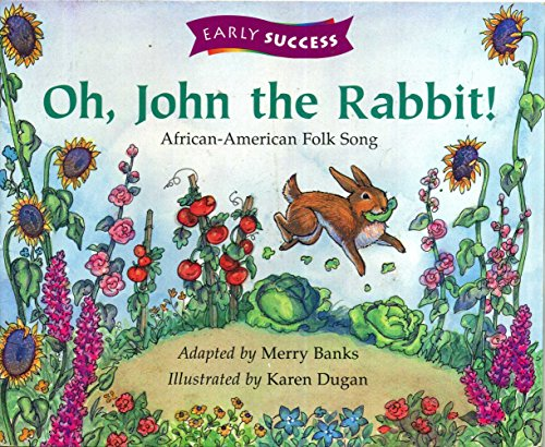 9780395743164: John Rabbit, Early Success Level 1 Book 21: Houghton Mifflin Early Success (Rd Early Success Lib 1996)