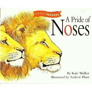 9780395743355: A Pride of Noses (Early Success, Grade 2-10)