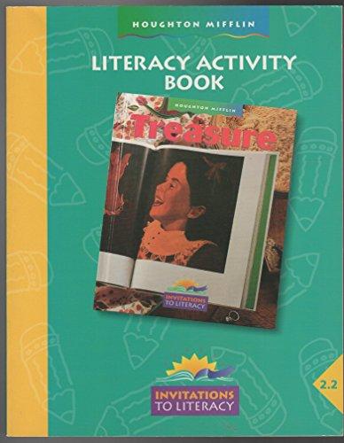 Treasure Literacy Activity Book (Invitations to Literacy: Cooper, J. David;