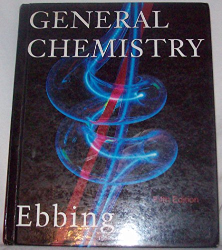 9780395744154: General Chemistry