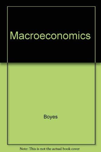 9780395744338: Macroeconomics