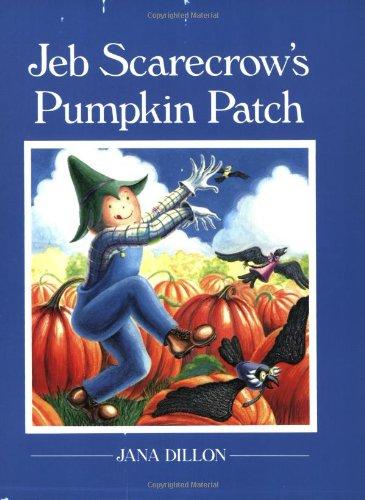9780395745144: Jeb Scarecrow's Pumpkin Patch (Sandpiper)