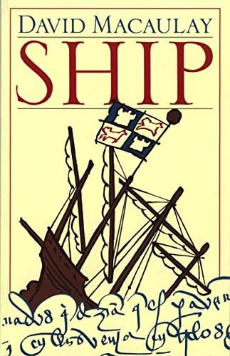 9780395745182: Ship