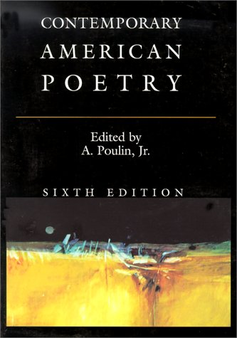 9780395745328: Contemporary American Poetry