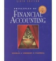 Principles of Financial Accounting: Belverd E. Needles