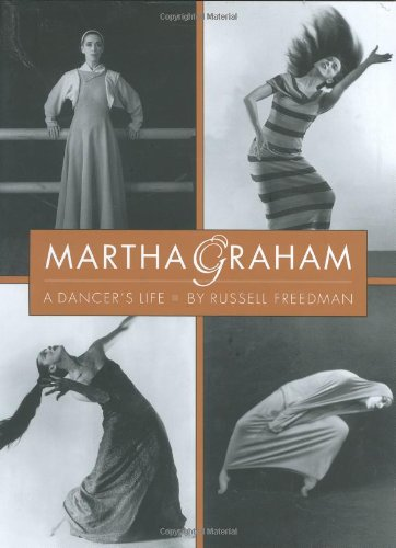 9780395746554: Martha Graham: A Dancer's Life