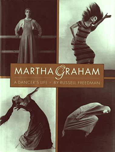 9780395746554: Martha Graham: A Dancer's Life