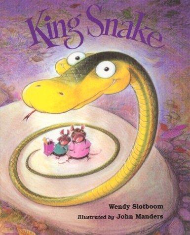 9780395746806: King Snake