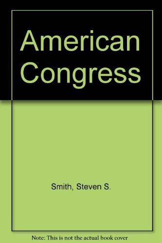9780395747155: American Congress
