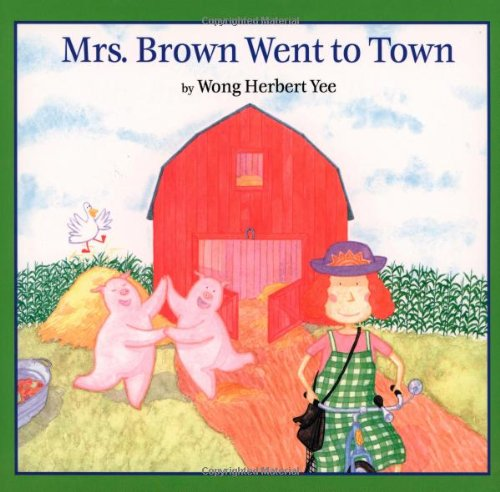 9780395752821: Mrs. Brown Went to Town