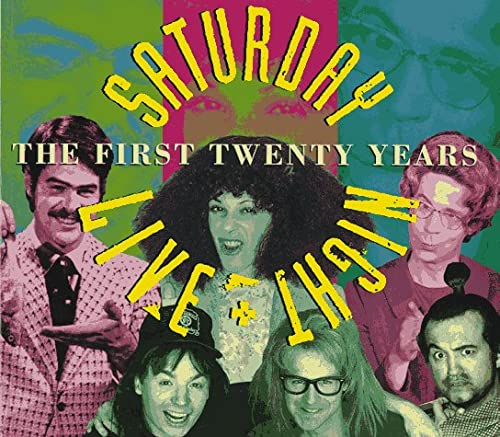 9780395752845: Saturday Night Live: The First Twenty Years