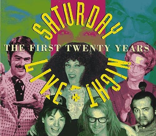 9780395752845: Saturday Night Live: The First Twenty Years