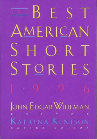 9780395752913: The Best American Short Stories 1996