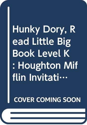 Hunky Dory, Read Little Big Book Level