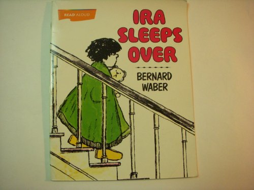 9780395753484: Houghton Mifflin Invitations to Literature: Read Aloud Book Grade K IRA Sleeps Over
