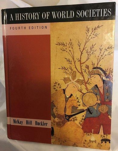 9780395753774: A History of World Societies