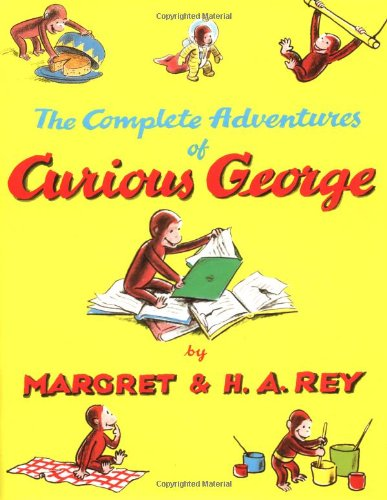 9780395754108: Complete Adventures of Curious George
