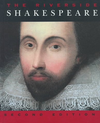 The Riverside Shakespeare, 2nd Edition: William Shakespeare