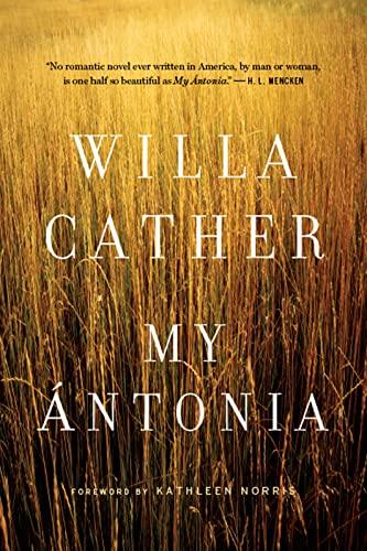 9780395755143: My Antonia
