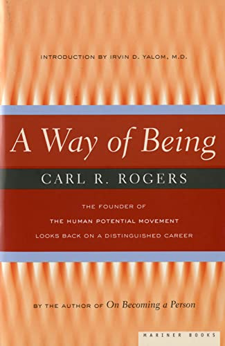 A Way of Being (0395755301) by Carl Rogers