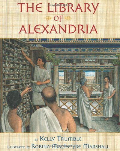 The Library of Alexandria: Kelly Trumble