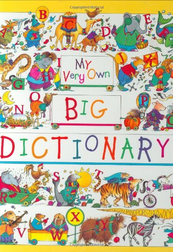9780395763209: My Very Own Big Dictionary