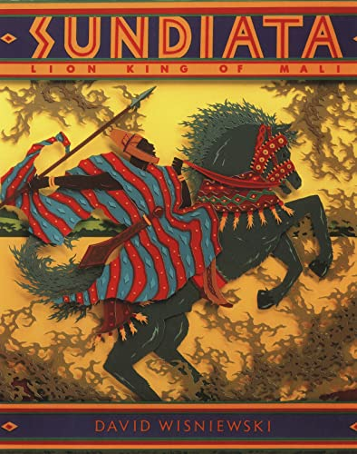 9780395764817: Sundiata: Lion King of Mali
