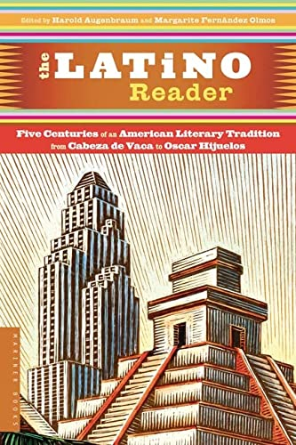 9780395765289: The Latino Reader: An American Literary Tradition from 1542 to the Present