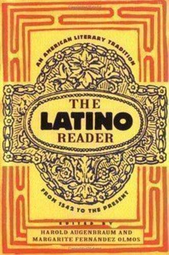 9780395765296: The Latino Reader: From 1542 to the Present