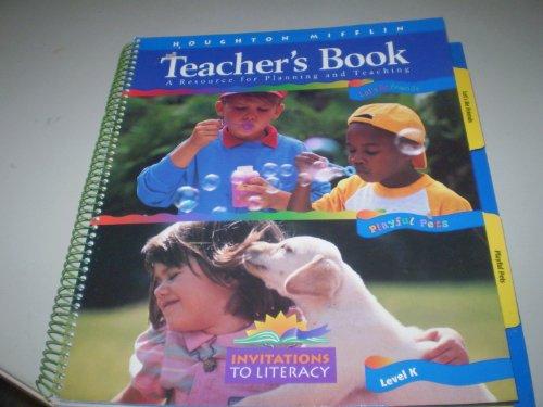 Let's Be Friends and Playful Pets (Teachers: MaryEllen Vogt, Sheila