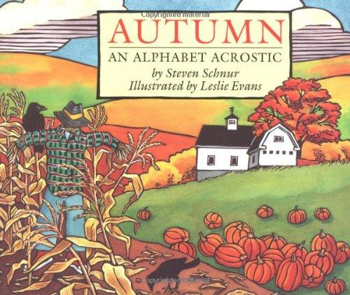 9780395770436: Autumn: An Alphabet Acrostic