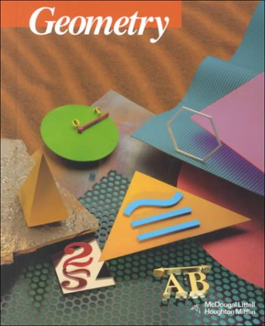 9780395771204: Geometry