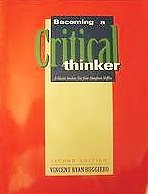 9780395772508: Becoming a Critical Thinker