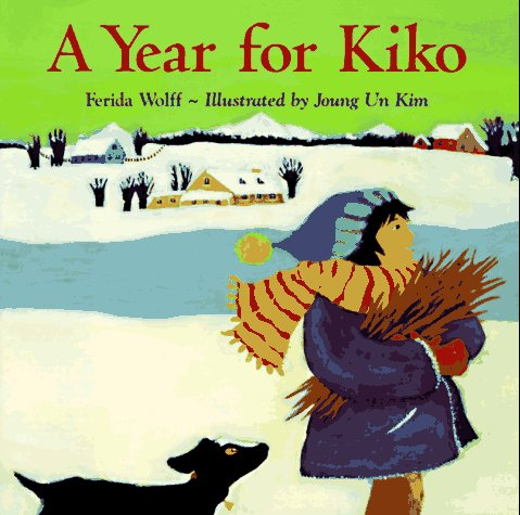 A YEAR FOR KIKO: FERIDA WOLFF