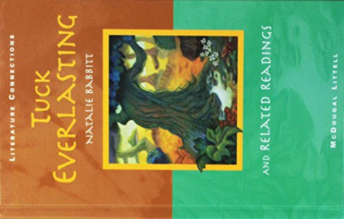 9780395775226: Tuck Everlasting and Related Readings (Literature Connections)