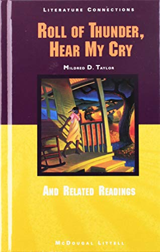 9780395775301: Roll of Thunder, Hear My Cry and Related Readings