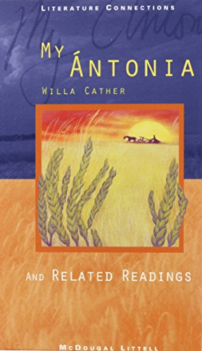 a literary analysis of the succes in my antonia by willa cather