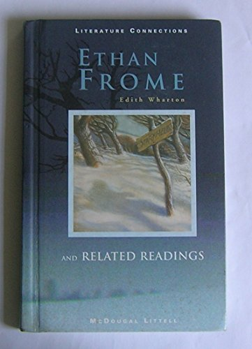 9780395775486: Holt McDougal Library, High School with Connections: Individual Reader Ethan Frome 1997