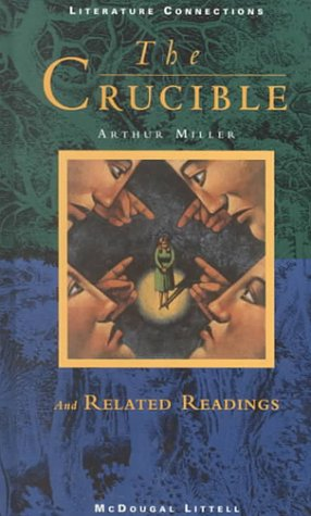 9780395775516: The Crucible and Related Readings